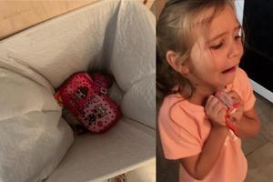 Мать преподала урок своей неблагодарной дочери, которая отправила подарок в мусор