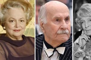 Их помнит не одно поколение. Актеры, дожившие до 100 лет