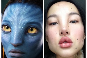 Красота с другой планеты: тибетская модель завораживает Интернет (фото)