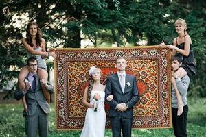 Забавные свадебные кадры, которые могли сделать только русские
