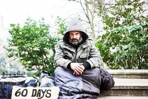 Британский исследователь провел 60 дней на улице и решил, что никогда больше не даст денег бездомным