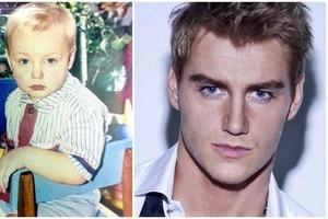 Как выглядели в детстве современные актеры, которых считают красавцами. Фото