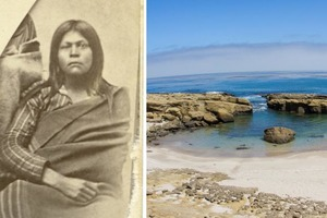 История женщины, которая прожила одна 18 лет на острове