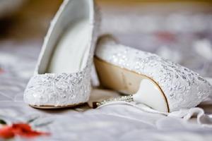 Невеста прочитала послание на подошве своей туфельки и отменила свадьбу