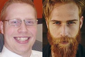 """Парикмахер сказал ему 5 судьбоносных слов: """"Тебе надо отрастить волосы и бороду"""""""