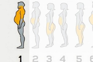 Обратите внимание, в какой части тела вы быстрее всего набираете килограммы: это подскажет вам, от каких продуктов нужно отказаться