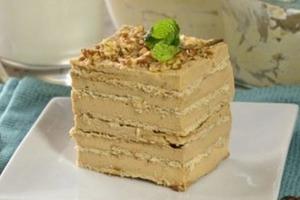 Кофейный торт без выпечки - мое коронное блюдо. Делюсь рецептом приготовления