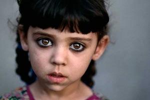 Зеркала прекрасных душ: люди всего мира с красивыми глазами (фото)