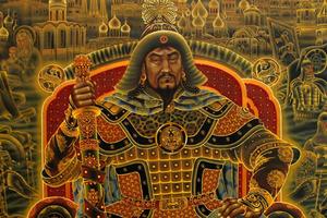 Кто из русских ведет род от правителя Орды Чингисхана