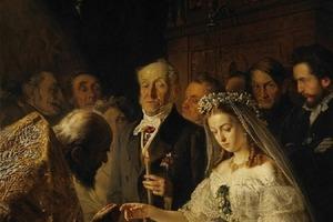 Образ невесты В. Пукирев взял из реальной жизни: кто она и какая ее судьба