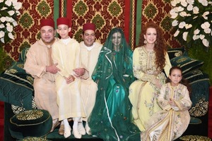 Ради любви король Марокко нарушил все мыслимые и немыслимые традиции