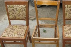 Я хотела выбросить старые стулья, но подруга посоветовала, что сделать с ними. Результат трансформации меня порадовал