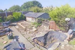 Семья решила очистить заросший участок: что вышло (фото)