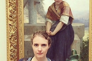 Живописные близнецы: люди, которые случайно нашли себя на известных картинах