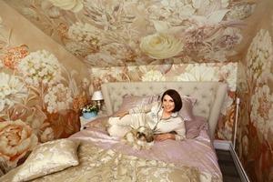 Роза Сябитова показала роскошное убранство своего особняка