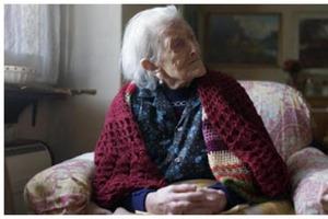 Старушка жила в нищете, даже не подозревая о том, что владеет настоящим богатством