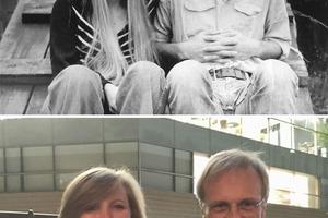 Вдохновляющие фото пар, которые пронесли свою любовь сквозь годы