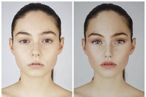 В рамках эксперимента подростков попросили отредактировать свои фотографии для загрузки в соцсети. Результаты вызывают тревогу