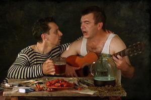 Российские народы, у которых не усваивается алкоголь