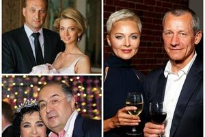 Не все миллионеры женятся на пустоголовых красотках. 8 олигархов, которые любят умных