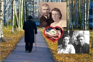 Соседей заинтриговало, что пожилой мужчина каждое утро куда-то ходит с картонной коробкой. В ответ он рассказал им историю своей любви (личн