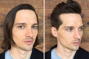 Как стрижка может изменить мужчину: 10 наглядных примеров