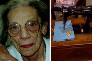 Женщина десятилетиями хранила тайну и лишь перед уходом велела племяннику заглянуть под швейную машинку