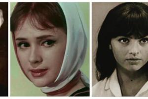 Советские актрисы, которые не получили широкую популярность, несмотря на свою красоту
