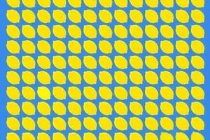 Тест на внимательность: найти лишний лимончик нужно за 15 секунд. Я не справилась