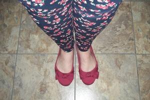 Часто вижу девушек, которые неправильно носят легинсы и джеггинсы: их главная ошибка