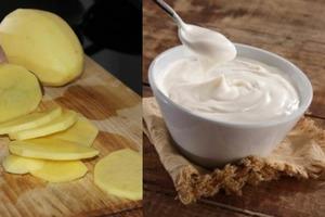 У вас дома есть картошка и сметана? Известный кулинар показал, как выглядит вкусный и бюджетный ужин