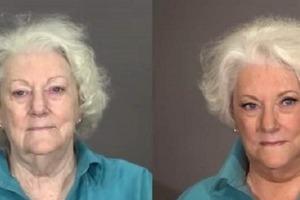К стилисту пришла 80-летняя бабушка, а ушла стильная дама на 20 лет моложе