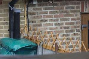 Соседи передвинули забор на 7,6 см. Семья подала на них в суд и лишилась дома