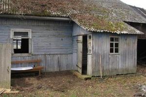 Мужчина решил переехать из города и купил заброшенную ферму: за 5 лет он своими руками превратил ее в уютный и очень красивый дом