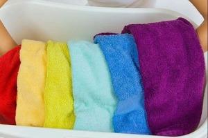 Знакомая, работавшая горничной в Греции, рассказала, как там стирают полотенца