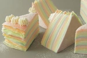 """Вкусный и необычный: ко дню рождения дочери я приготовлю торт """"Радуга"""""""