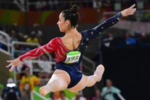 Строгие правила для олимпийских гимнасток: только специальное нижнее белье