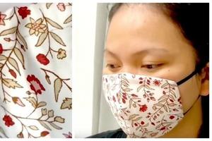 Защити себя сам, если в аптеке нет маски: как пошить ее собственноручно и даже без швейной машинки