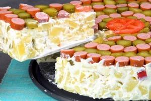 23 февраля приготовила мужу торт из картошки: сказал, что не ел ничего вкуснее