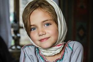 Юная актриса Марта Тимофеева унаследовала красоту от родителей (фото)