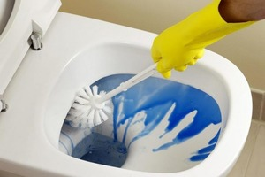 Большинство из нас всю жизнь чистят унитаз неправильно, делая две грубые ошибки