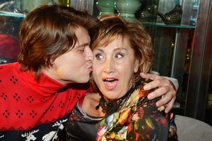 Расставшись с экс-женой Джигарханяна, Прохор Шаляпин вернулся к бывшей супруге