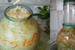 Хрустящая и сочная: как правильно заквасить капусту в собственном соку