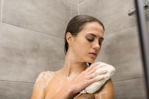 Для мытья тела губка не используется. Немецкие привычки, которые стоит перенять
