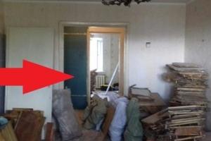 Парень унаследовал маленькую бабушкину квартиру. При помощи недорогих материалов он превратил ее в шикарные апартаменты
