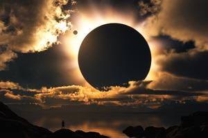 Как загадать желание на солнечное затмение в июне: используем мощную энергию