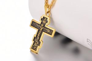 Часто слышал, что нательный крест нельзя носить на цепочке, но священник сказал, что это не так