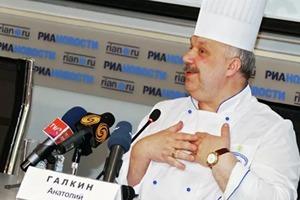 Анатолий Галкин делится секретами: кремлевский повар рассказал о вкусах первых лиц государства