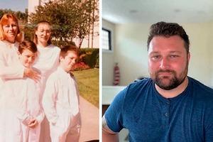 Его историю прочли уже 480 тысяч человек: мужчина в эмоциональном посте рассказал, как усыновившая его 30 лет назад женщина перевернула его