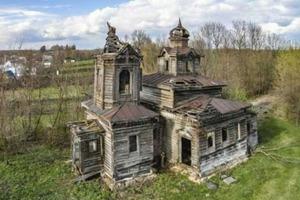 Один человек может многое. Казацкую церковь, которой уже три сотни лет, мужчина отреставрировал самостоятельно